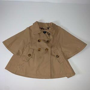 BabyGap beautiful PeaCoat Style Jacket.Fully lined